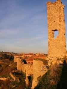 Calatañazor - castillo