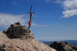 Cumbre Pico Urbión