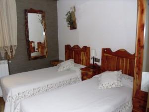Habitación sabina