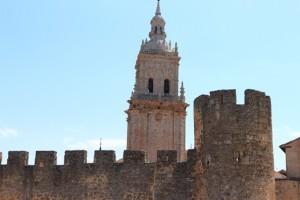 Muralla Burgo de Osma