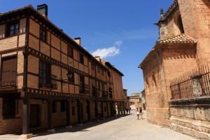 Plaza de la Catedral, Burgo de Osma
